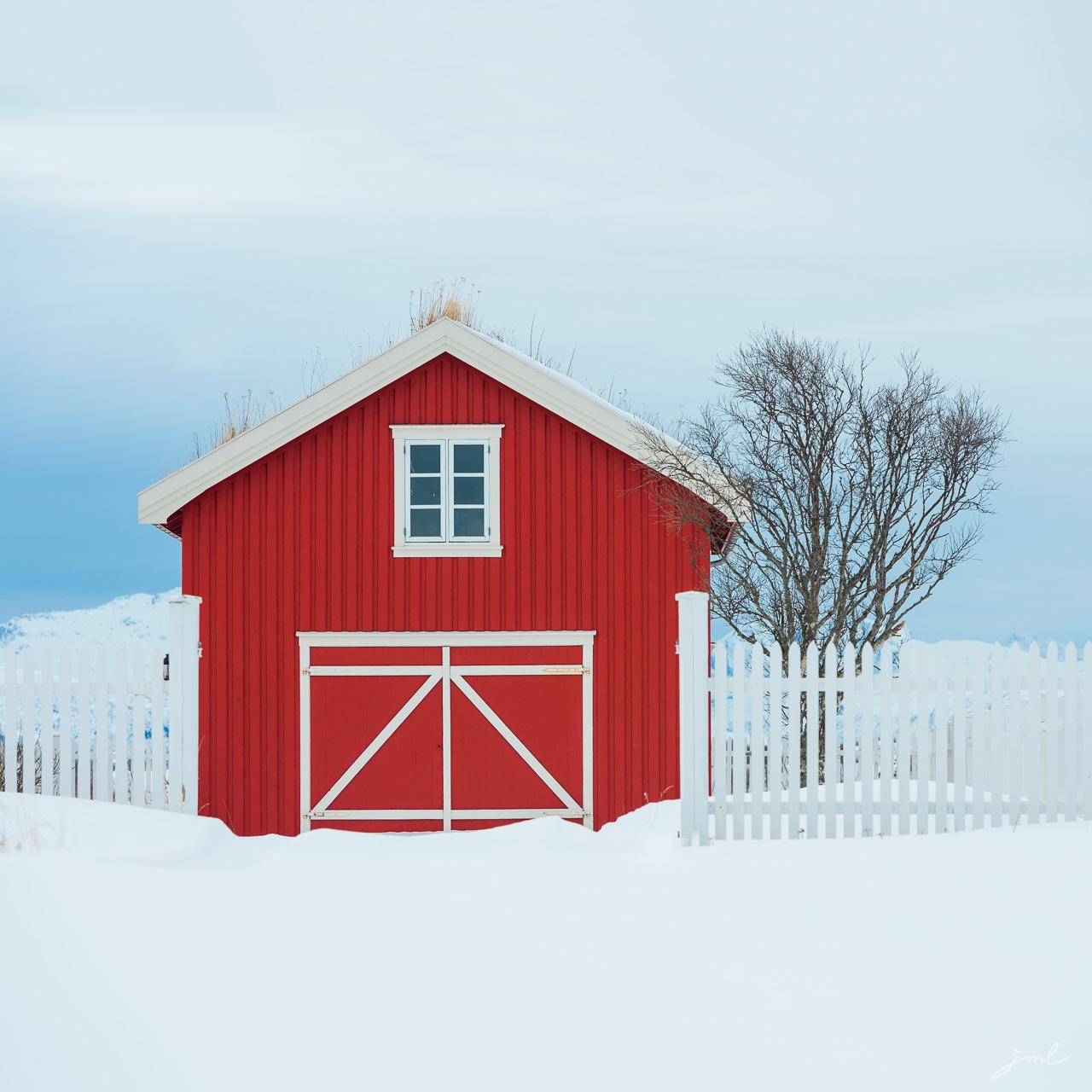 Cabane scandinave