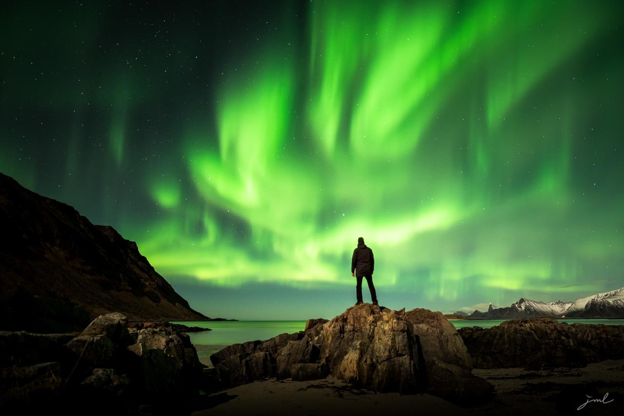 Aurore boreale – northern light