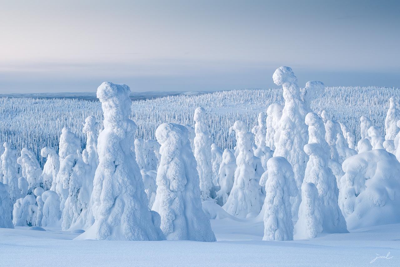 Paysage de Finlande