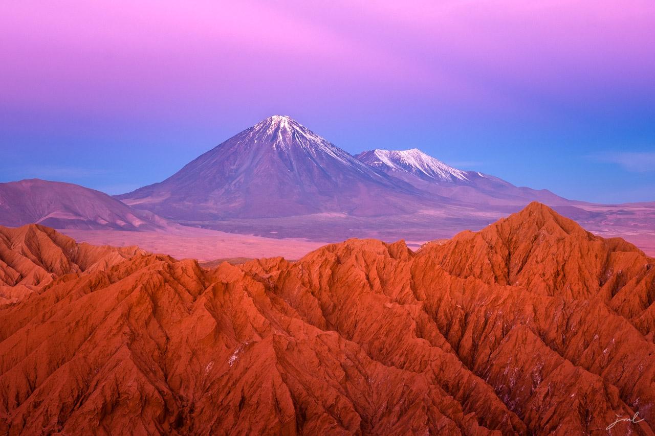 Cordillere de sel  /  Cordillera of salt