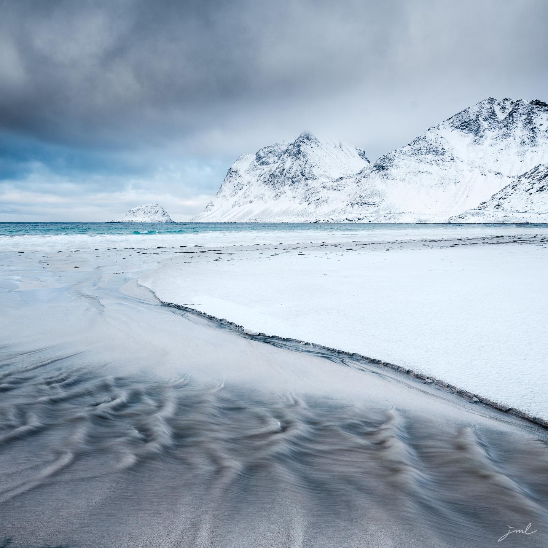 Temps de neige – Iles Lofoten